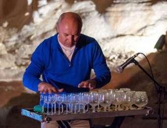 Оркестр в Мраморной пещере